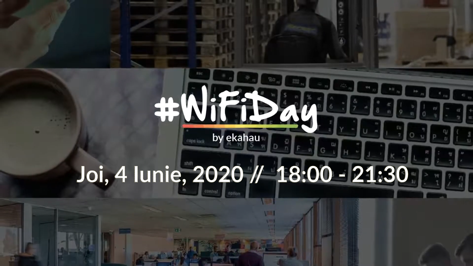 WiFi Day by Ekahau